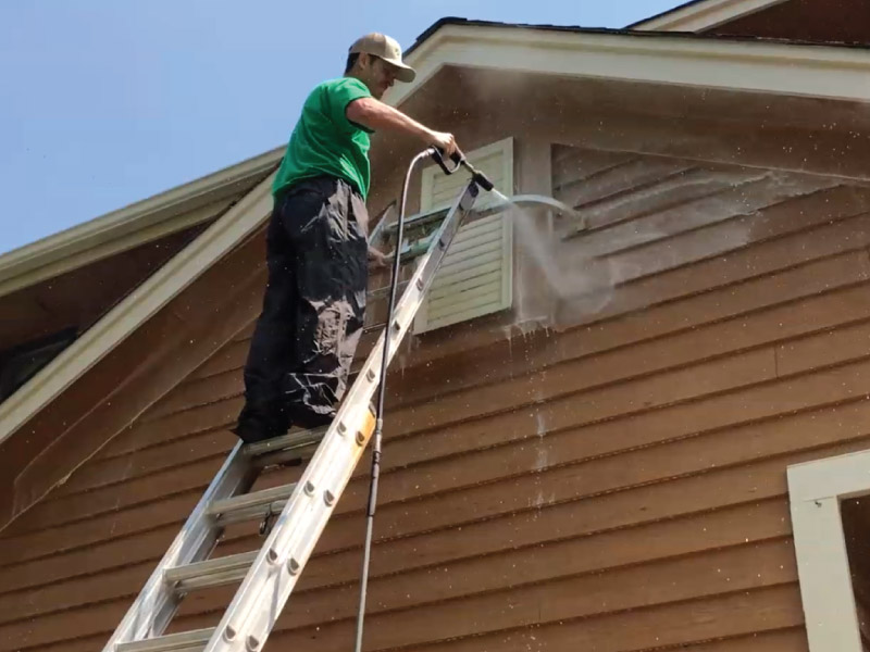 Exterior painting in Eagan MN