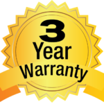 3 year exterior house painting warranty