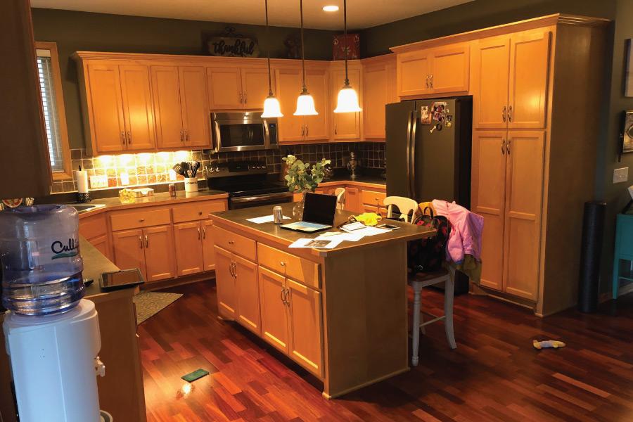 Kitchen Cabinet Painter in Edina | Refinishing Cabinets ...