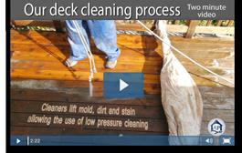 Deck Staining Edina