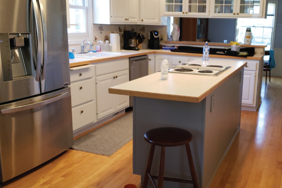 Kitchen Cabinet Painter In Plymouth Okeefe Painting