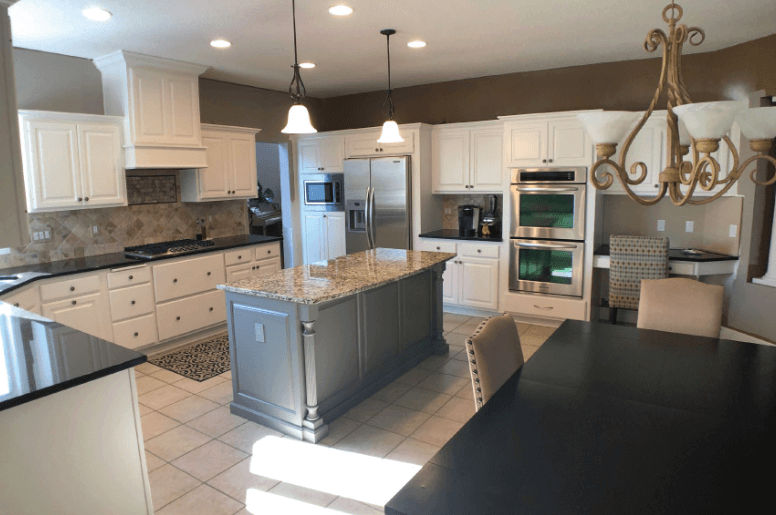 Professional How To Tips For Painting Kitchen Cabinets Okeefe Painting House Painters In Minneapolis Mn