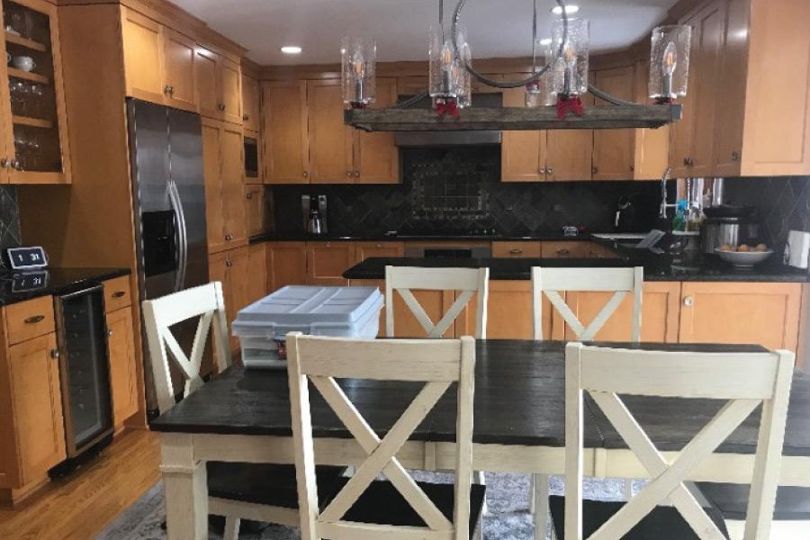 Kitchen Cabinet Painting Near Minneapolis Okeefe Painting House Painters In Minneapolis Mn